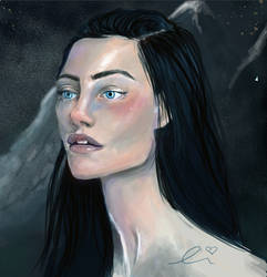Philippa Valmont - Frost Mage