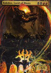 Radkos, Lord Of Riots Alter