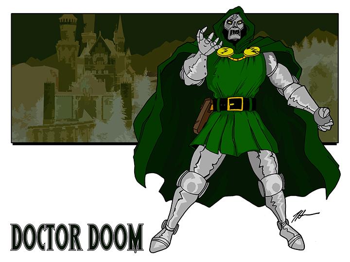 Doom 020915 C by sirkuss