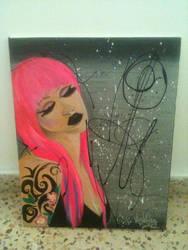 pink dreams by vgdesigns
