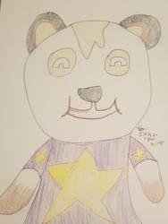 Foo as an Animal Crossing character!