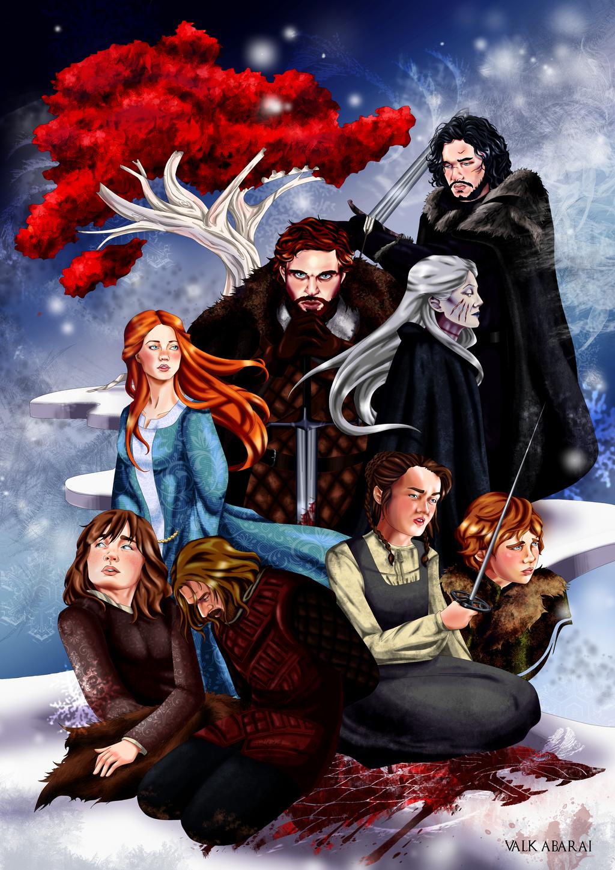 Winter has come by Valk-Abarai