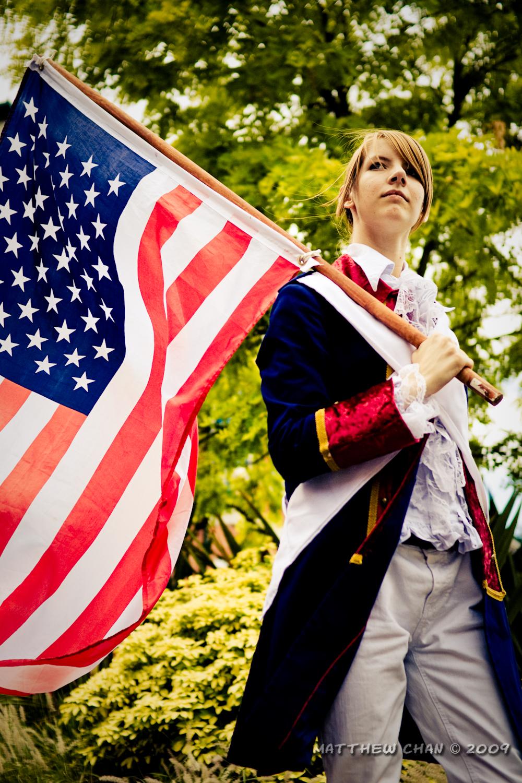 America by Blasteh