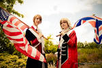 America and England