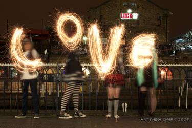 Love by Blasteh