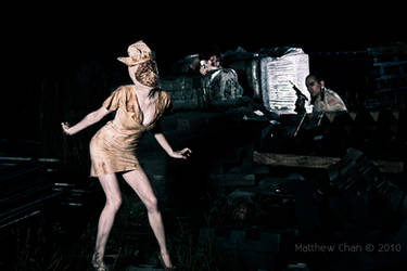 Silent Hill I by Blasteh