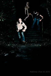 Silent Hill V by Blasteh