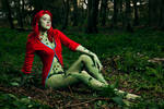 Poison Ivy II by Blasteh