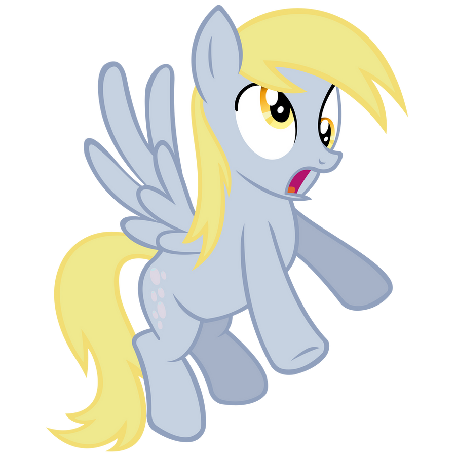 Derpy Hooves Vector by MisterLolrus on DeviantArt