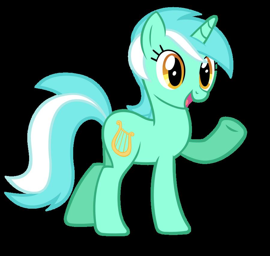 Lyra Says Hi - Vector