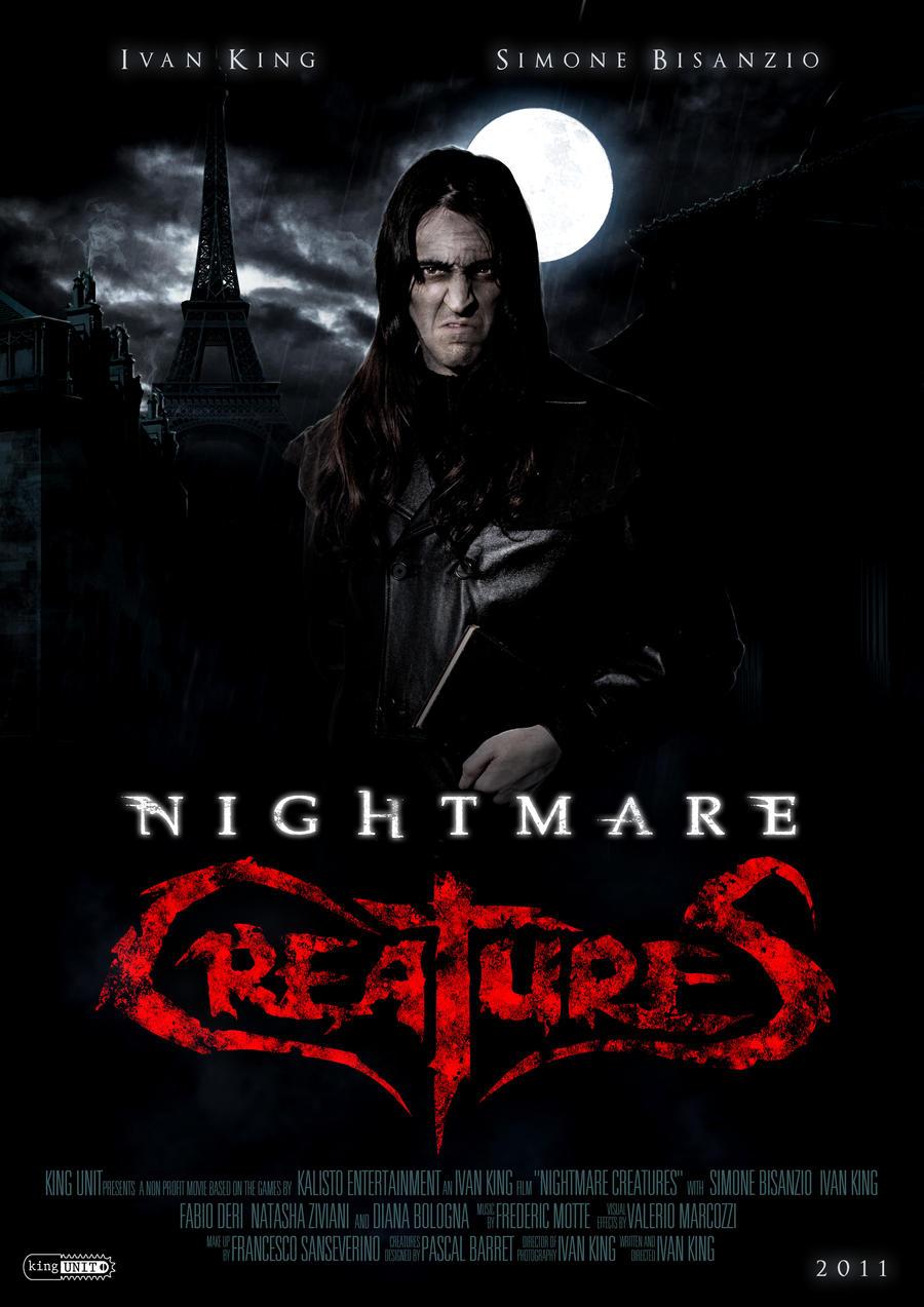 Nightmare Creatures - Crowley by IvanKing on DeviantArt