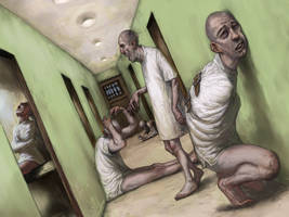 Mental ward by mcf