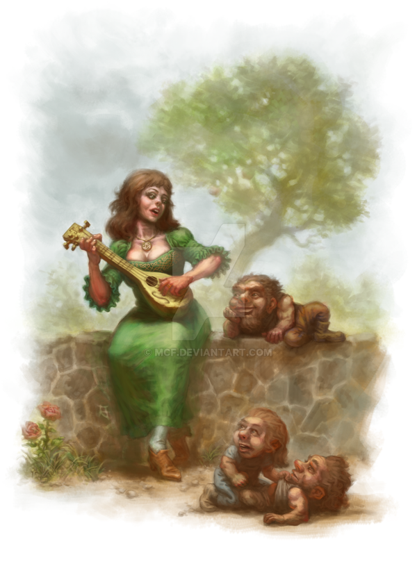 Bard Judith by mcf