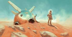 Landing 2 by mcf