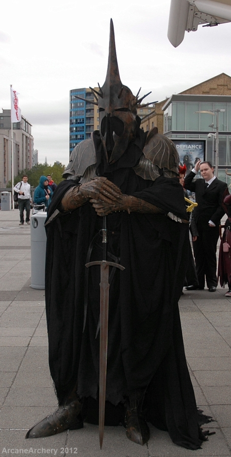 The Witch King of Angmar by ArcaneArchery ... & The Witch King of Angmar by ArcaneArchery on DeviantArt