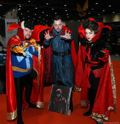 Doctor Strange group