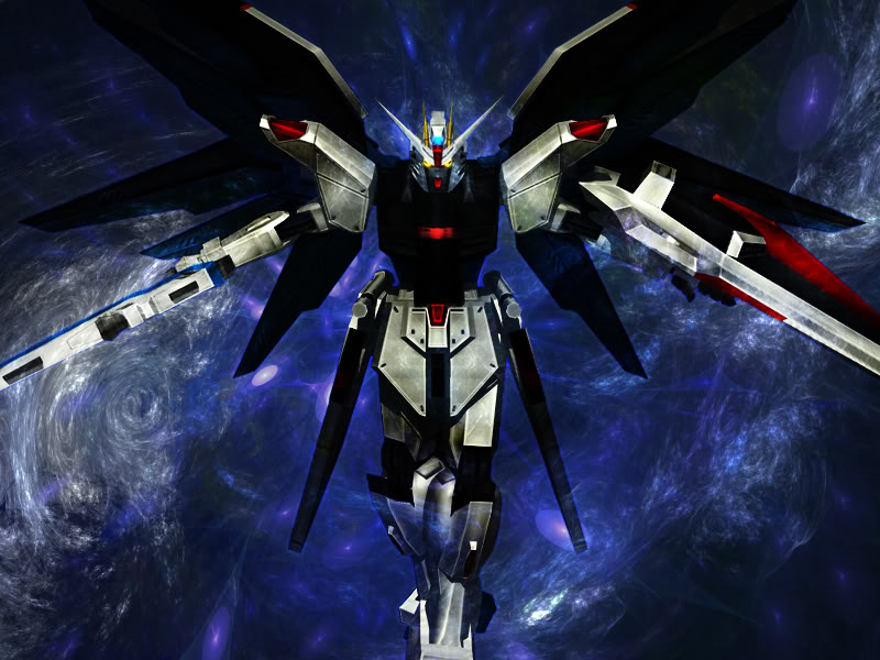 gundam wallpaper. Freedom Gundam Wallpaper by