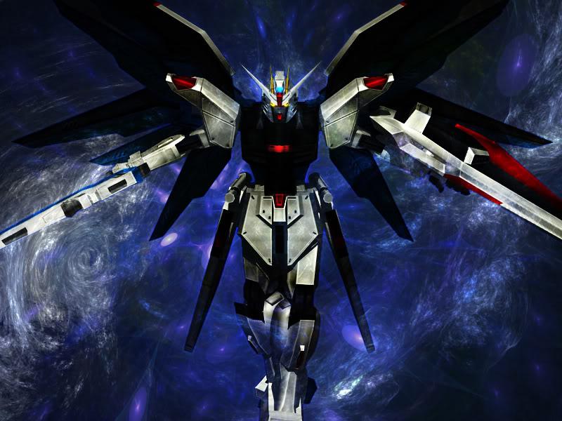 Freedom Gundam Wallpaper By Raizuto