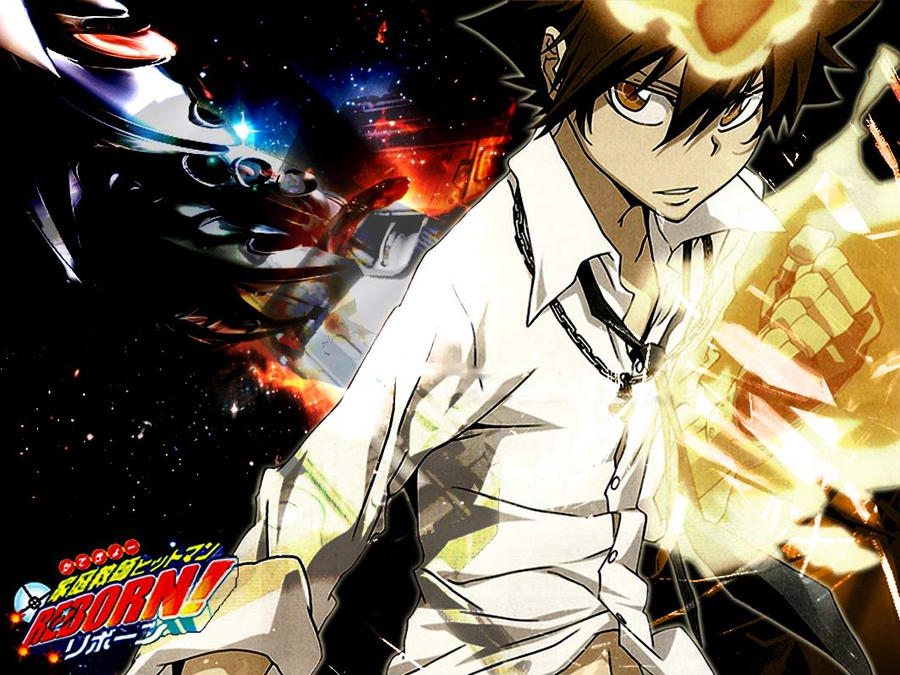 Hitman Reborn Wallpaper
