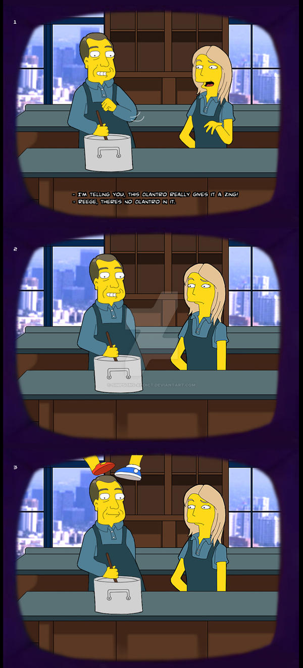 live with regis kelly part 1 by simpsons addict on deviantart