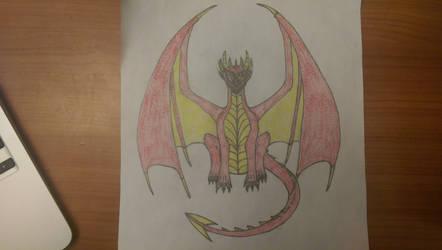 Fyrze by DragonikHelix
