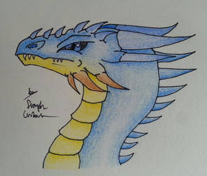 :COM: Aggressive by DragonikHelix
