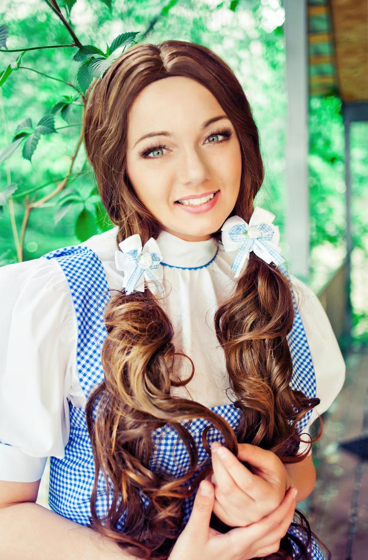 Dorothy gale by tori tolkacheva on deviantart Dorothy gale