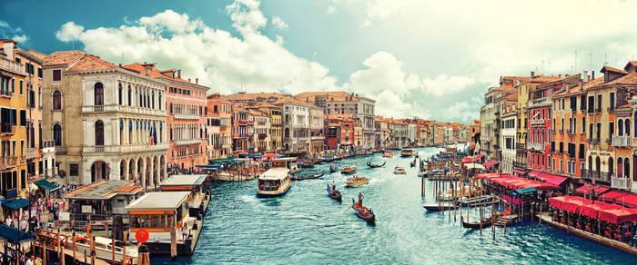 Charming Venice