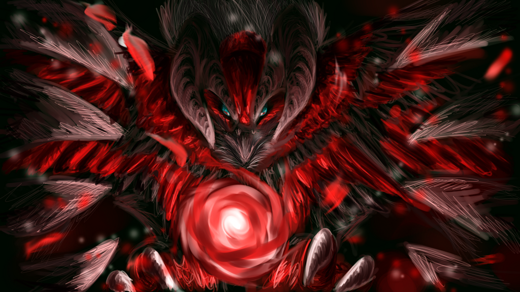 Wallpaper: Yveltal