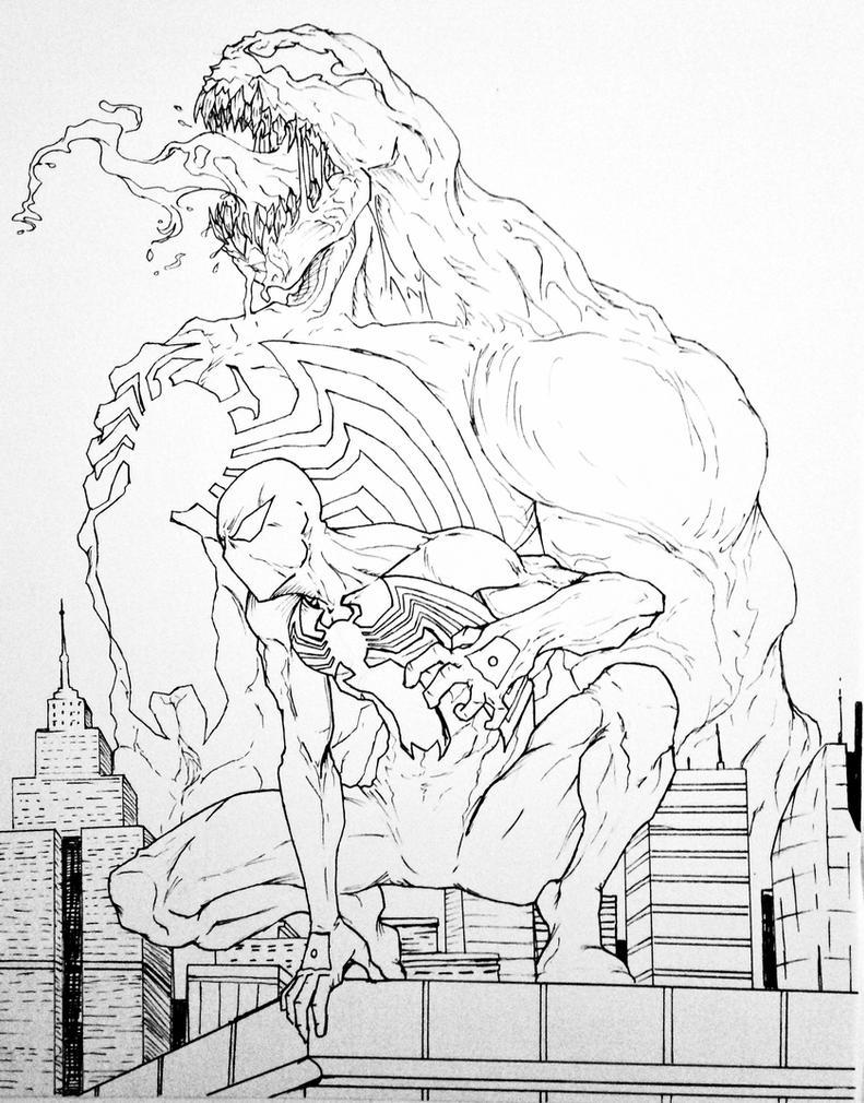 Symbiote by LeeChandler