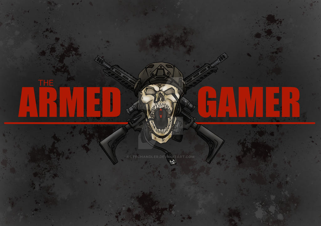 Armed Gamer by LeeChandler