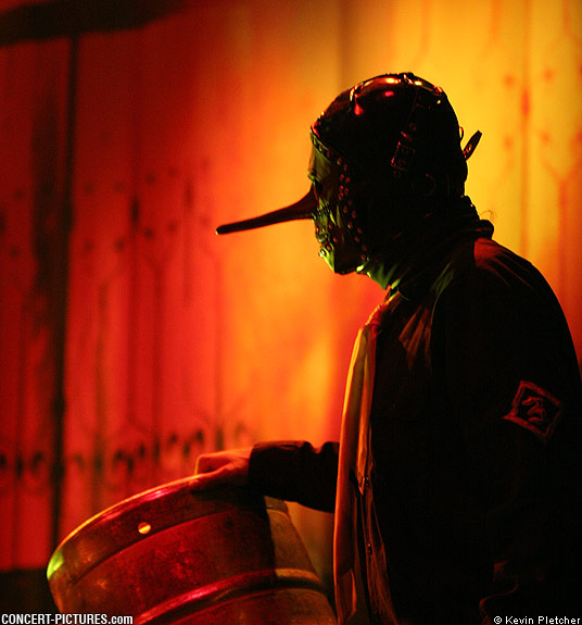 Chris Fehn Slipknot By Slipknot666number038