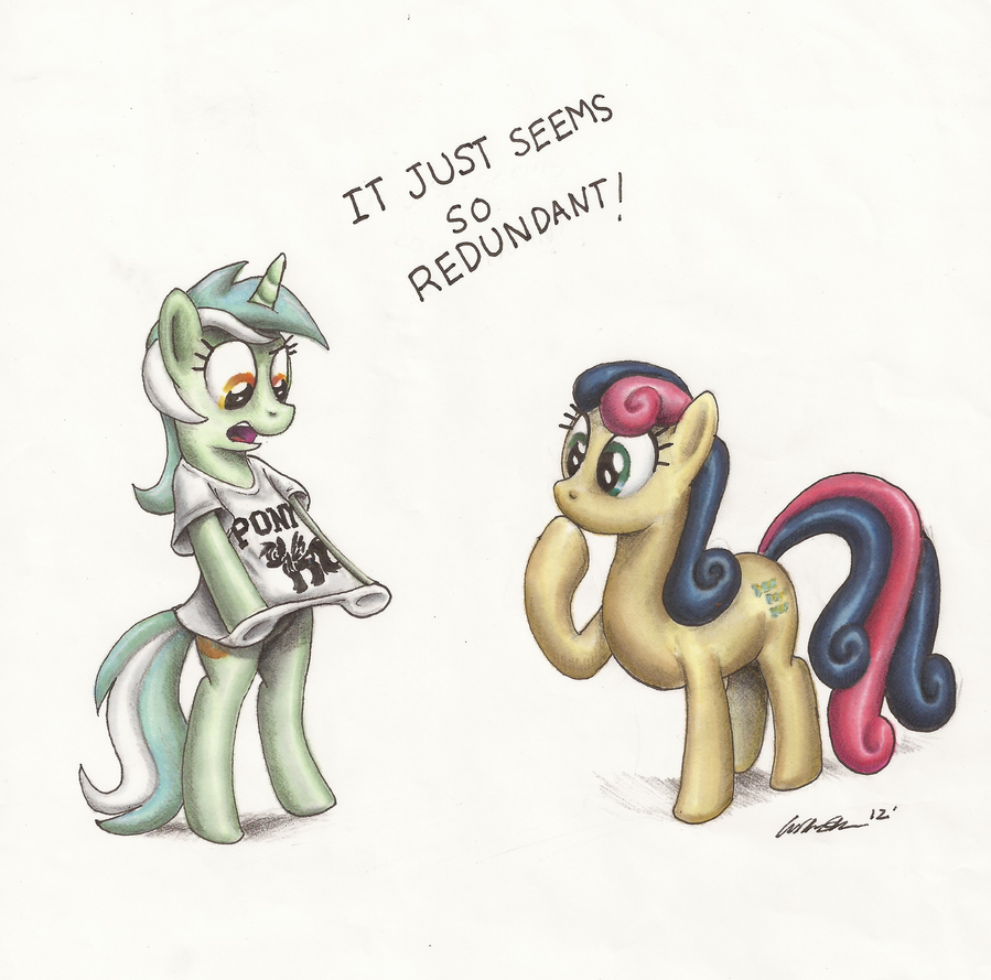 Lyra's New Shirt by Mattings