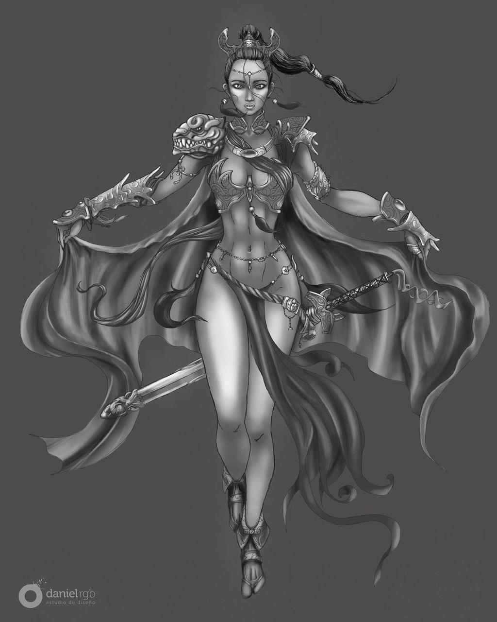 Princess Jade by DanielRGB