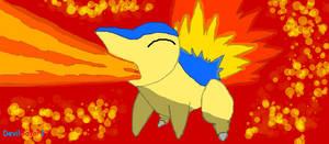 Flamethrower! by DevilGator17