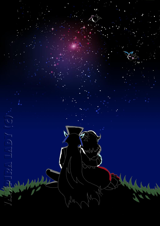 Night heaven by VampiraLady