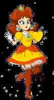 Princess Daisy heart pump