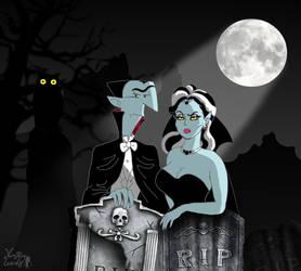 Midnight by VampiraLady