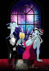 Happy New Year! by VampiraLady