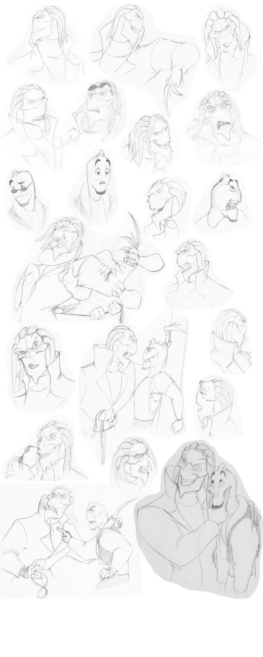 Osmosis Jones Sketch b...