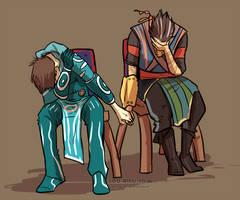 shame chair