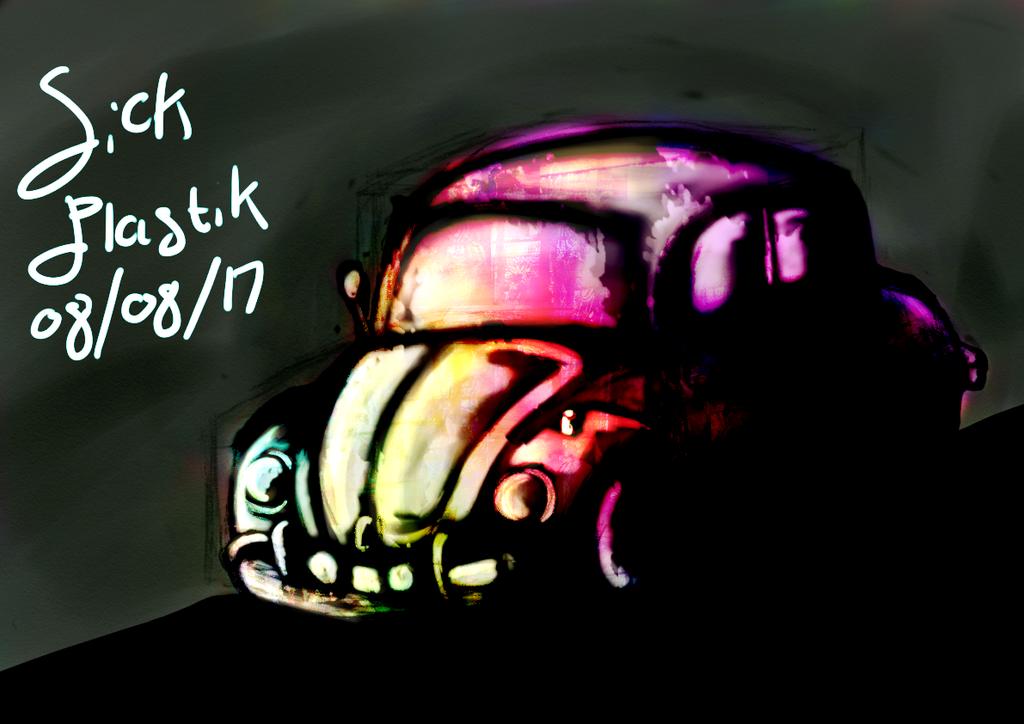 Volswagen Beetle Classic by sick-plastik