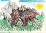 Grizzly Aardlarkalope