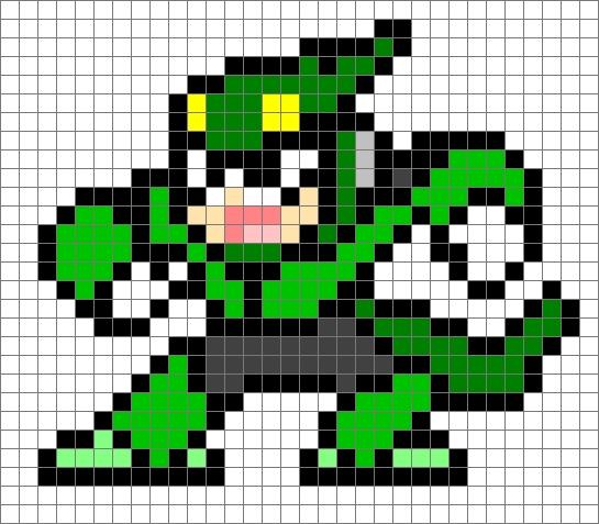 8 bit pixel art creator