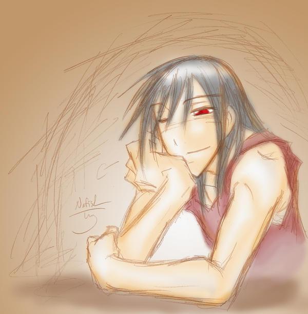 Ren is so happeh 8D by Tyshea