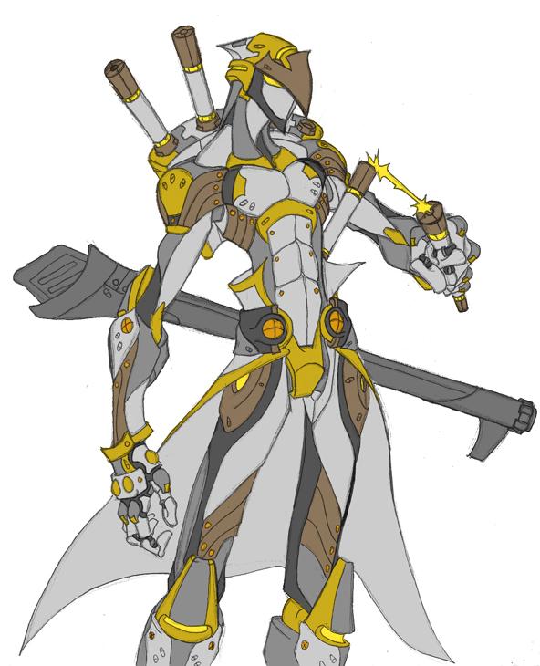 Cyborg Series -Chain- by Tyshea