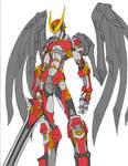 Cyborg Series -Sword-