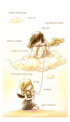 +Cherubs on Cloud Nine+ by Dyemelikeasunset