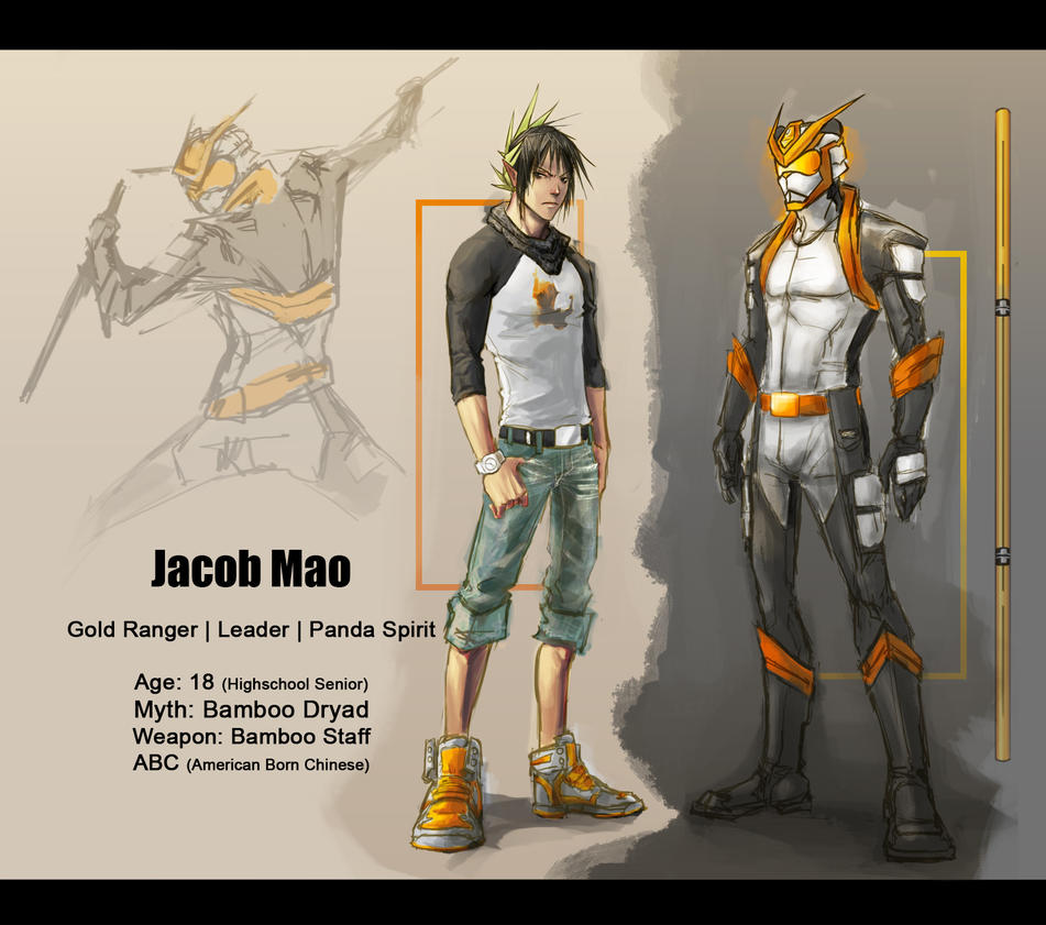 :WWP: AR - Jacob Mao by Tyshea