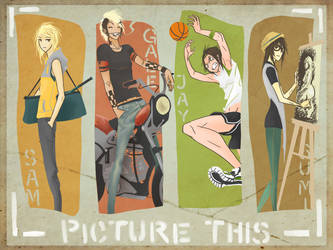 Picture This - Side B by Dyemelikeasunset